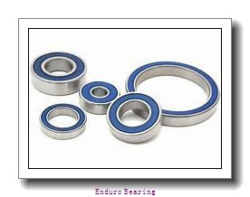 Enduro GE 85 SX plain bearings