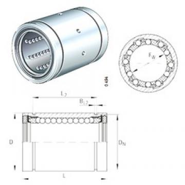 INA KBS50 linear bearings