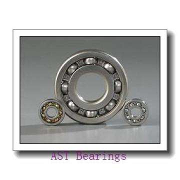 AST R6-2RS deep groove ball bearings