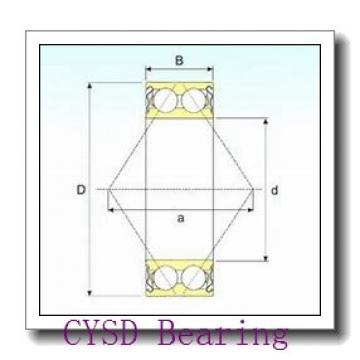 CYSD DAC3566037 angular contact ball bearings