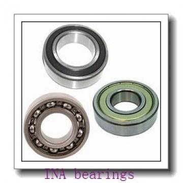 INA ZKLDF325 angular contact ball bearings