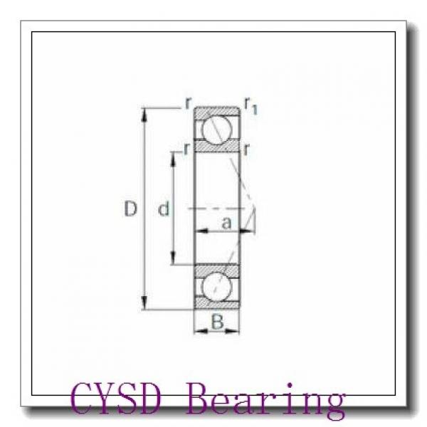 CYSD 7214BDT angular contact ball bearings #2 image