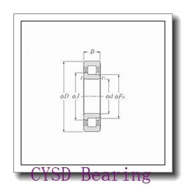 CYSD 87507 deep groove ball bearings #2 image